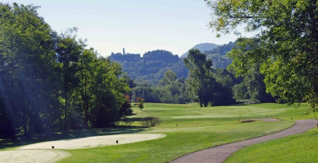 Asolo Golf Resort - Hole 1