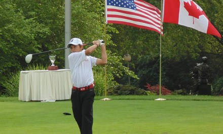 International Junior Masters Preview: Will Thomson Profile