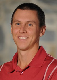 Thad Wier (Courtesy of St. John Fisher College)