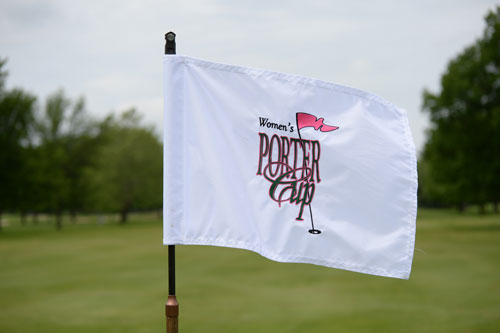 2014 Women's Porter Cup First Round Scores