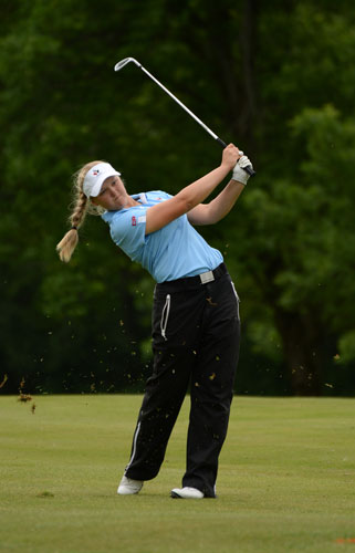 2014 Women's Porter Cup: Course Record Wins For Henderson