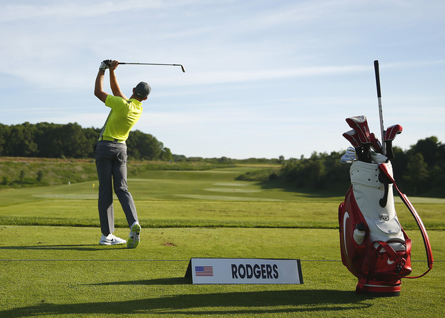 Press Release: Nike Golf Welcomes Patrick Rodgers