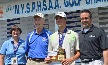 NYS Public High School Boys Golf Championship Results
