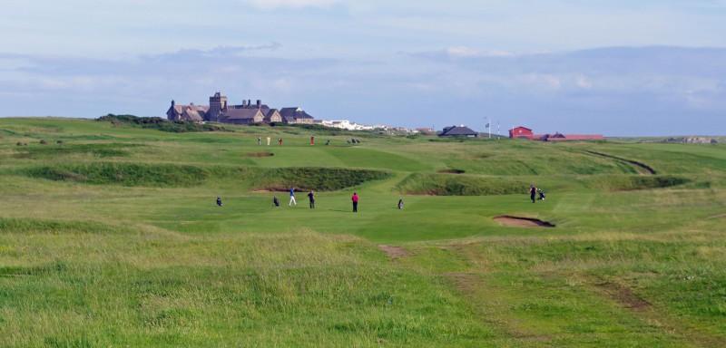 Tee And Sea – Royal Porthcawl Golf Club