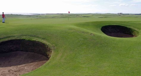 Royal Porthcawl - Hole #4
