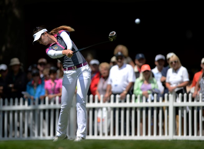 LPGA Championship: Day One In Words And Photos