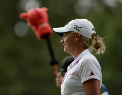 Stacy Lewis walks off 15 tee done (Small)