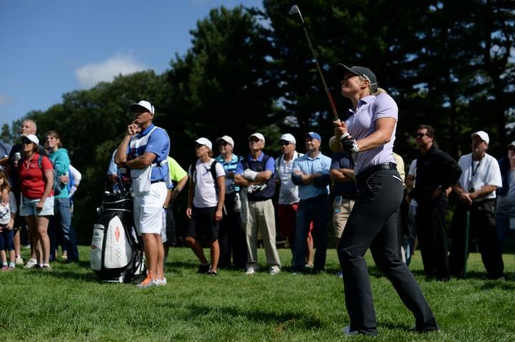 LPGA Championship: Sunday Interview with Suzann Pettersen