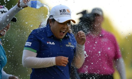 LPGA Championship: Interview with Champion Inbee Park