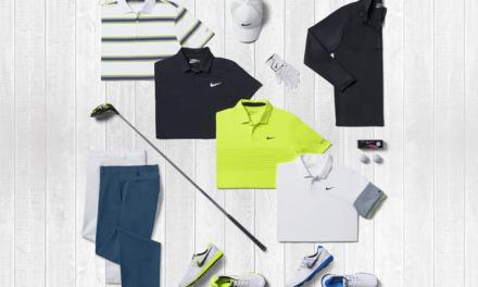 Press Release: Major Looks For 2015 From Nike Golf