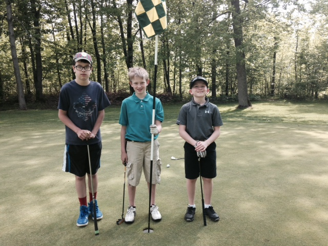 Arrowhead Crowns Multiple Winners of WNY PGA Junior Event
