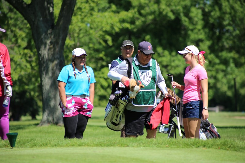 Women's Porter Cup Round One 2015