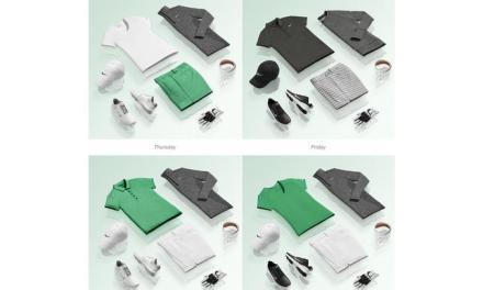 Press Release: Nike Golf Looks @ ANA Inspiration