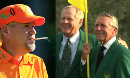 John Daly To Replace Arnold Palmer For Masters Opening Tee Shot