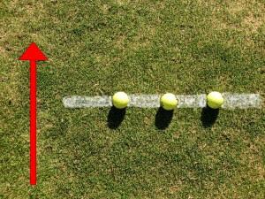 Tom's Featured Tip: Ball Striking Drills
