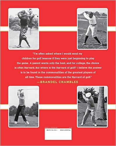 Book Review: The Anatomy of Greatness < BuffaloGolfer com