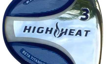 Press Release: Knuth Golf High Heat