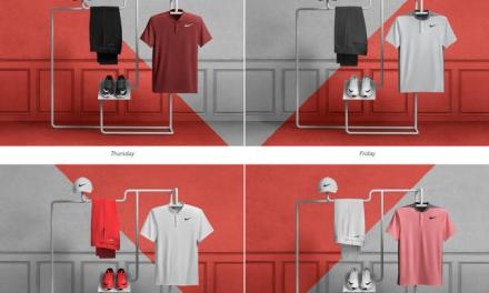 "Press Release: Nike Golf Gets Fresh for ""that"" Tournament"