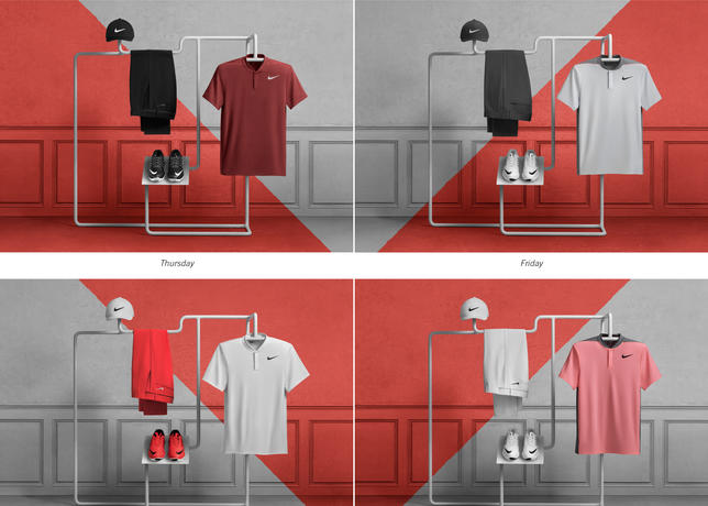 """Press Release: Nike Golf Gets Fresh for """"that"""" Tournament"""