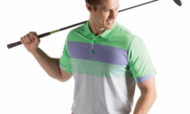 Press Release: Antigua Summer 2017 Men's Golf Collection