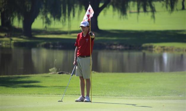 ECIC boys golf completes play at Sheridan Park