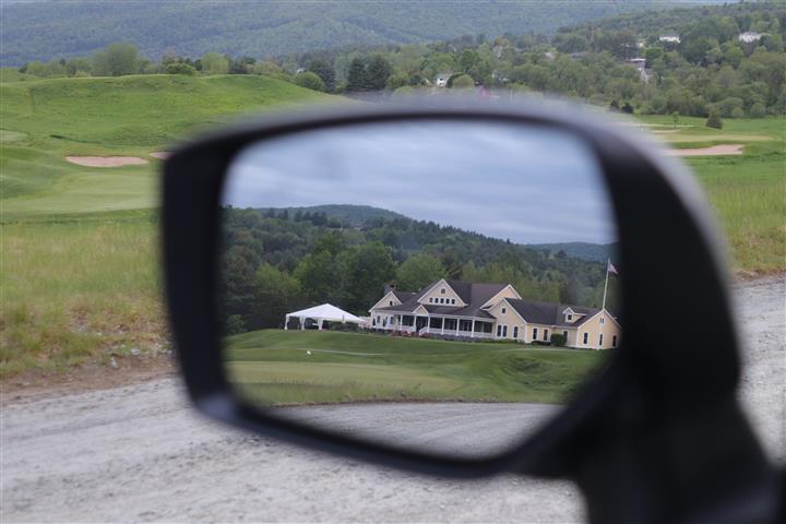 A low-key Vermont golf tour