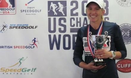 Interview with Lauren Cupp, World Speed Golf Champion