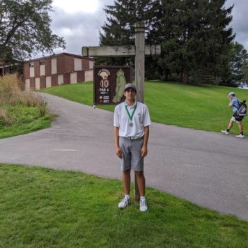Gabriel Schulefand, Boys 3rd Place