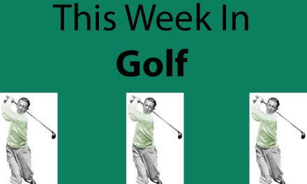 This Week In Golf: November 2-9 of 2019