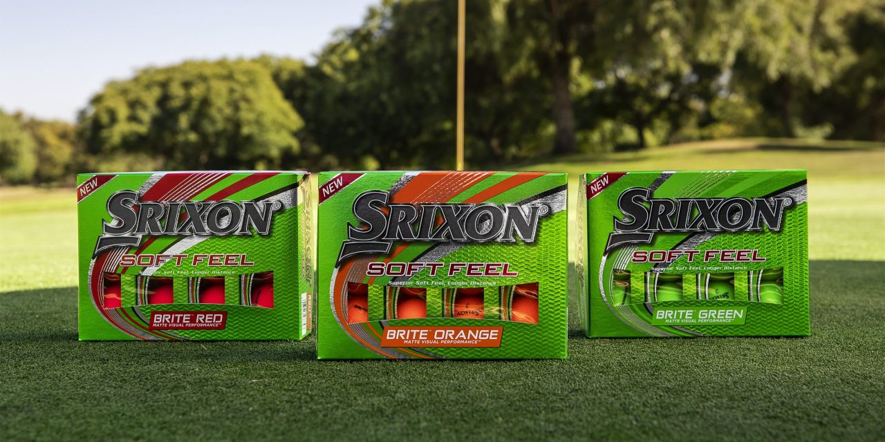 Media Release: Gen2 Srixon Soft Brite Golf Balls