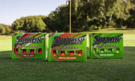 Media Release: Gen2 Srixon Soft Brite Golf Balls