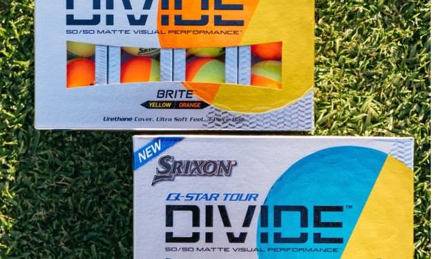 Press Release: Srixon's Two New Q-Star Tour Divide Balls