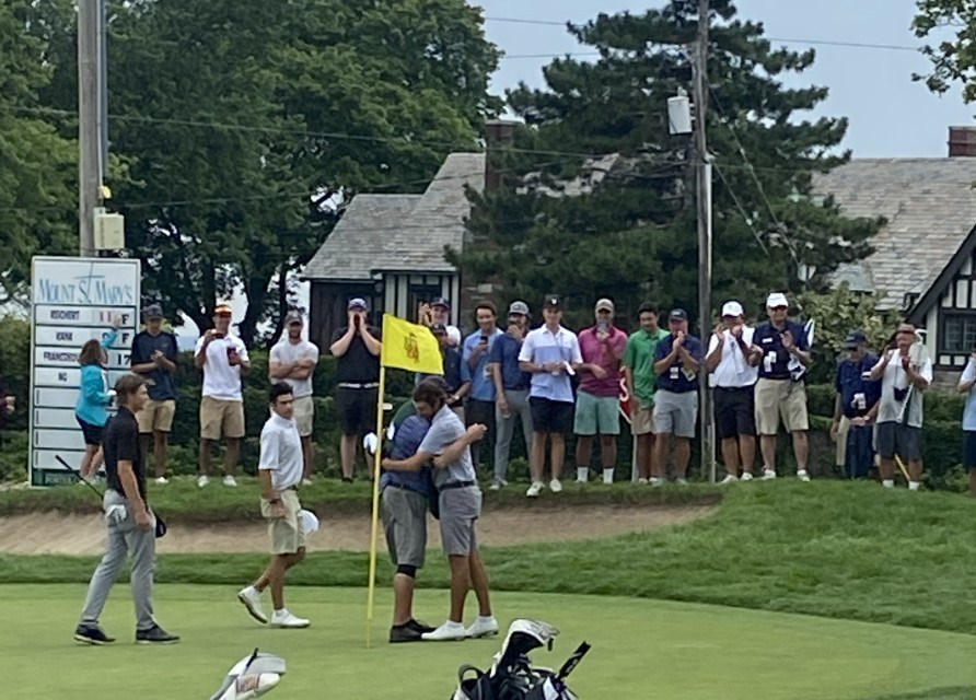 Trees take Reichert to new height at Porter Cup