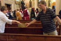 Massmob XII 2015-08-23 Corpus Christi Church - Buffalo,NY ©2015 Arthur Kogutowski
