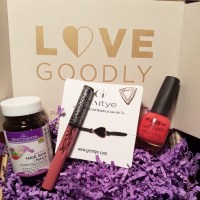 June/July Love Goodly Vegan Beauty Box Unboxing Video & Coupon