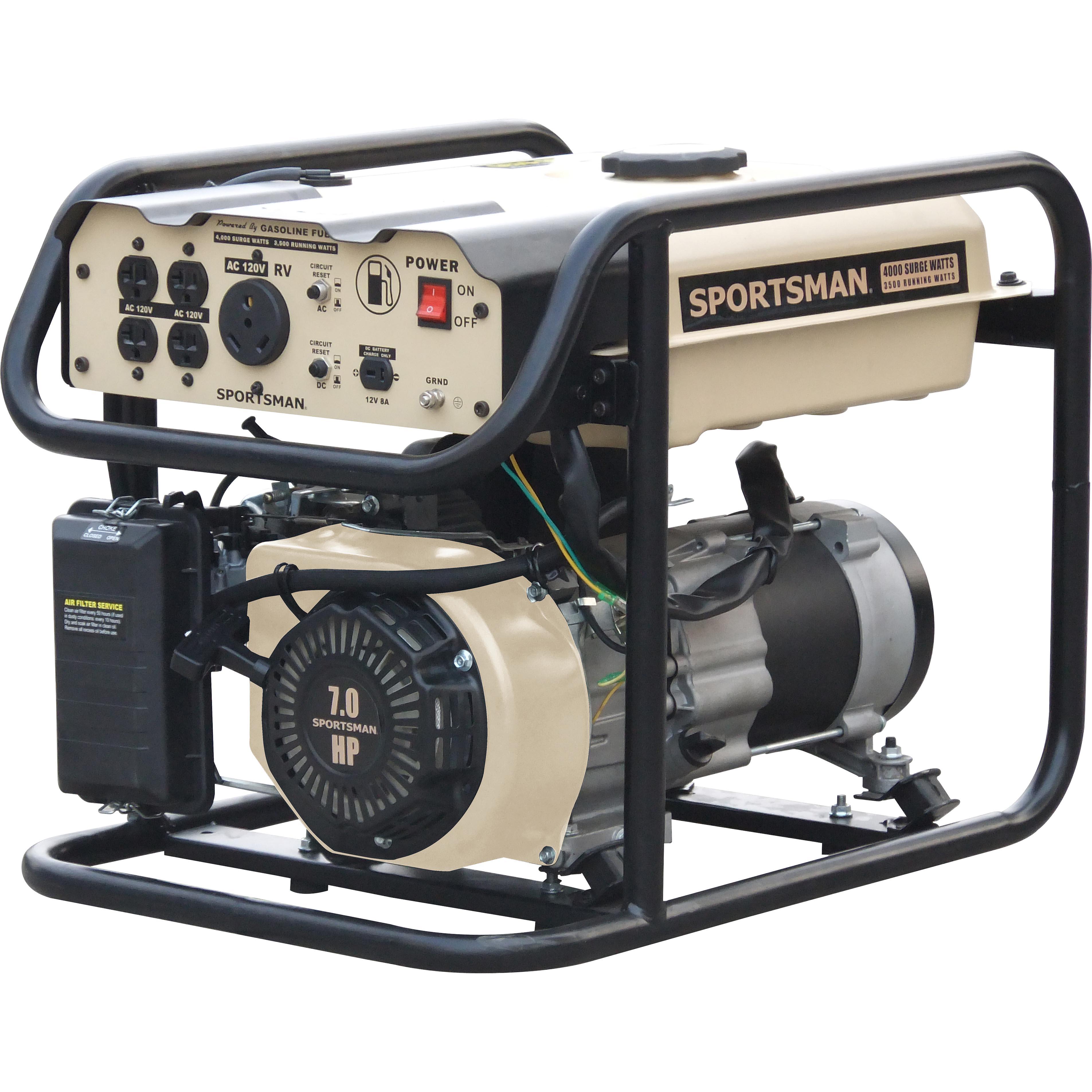 Sportsman Surge Watt Gas Generator