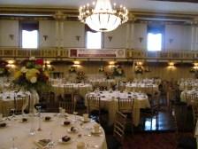 Statler Wedding Reception Flowers Buffalo NY