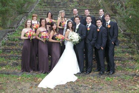 Fall Wedding Flowers Amherst NY
