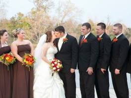 Fall Wedding Flowers Buffalo
