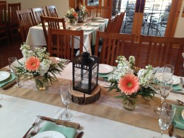 Flowers by Lipinoga Florist of Clarence NY for Wedding at Timberlodge in Akron NY (31)