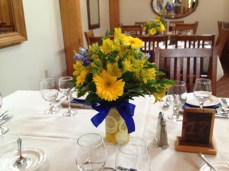 Flowers by Lipinoga Florist of Clarence NY for Wedding at Timberlodge in Akron NY