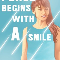 """""""Peace begins with a smile"""" by @siddick49 Print av…"""