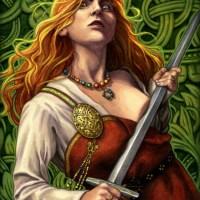 """""""Freydis Eiriksdottir"""" by @elisabethalba Print ava…"""