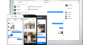 Facebook launches Messenger web version for focused chat experience.