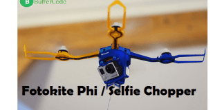 Fotokite Phi (Selfie Chopper) : A NEW INVENTION FOR SELFIE ADDICTS