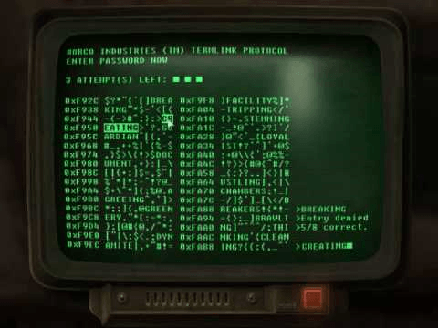 IT pros ,FALLOUT 4 GAMEPLAY FOOTAGE LEAKED!