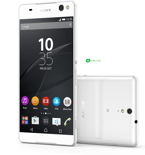 Xperia C5 Ultra and Xperia M5, xperia c5 ultra white