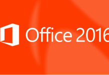 Microsoft announced Office 2016