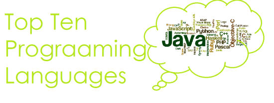 Top TenProgramming languages