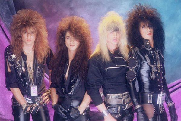hair bands from the '80s, 4